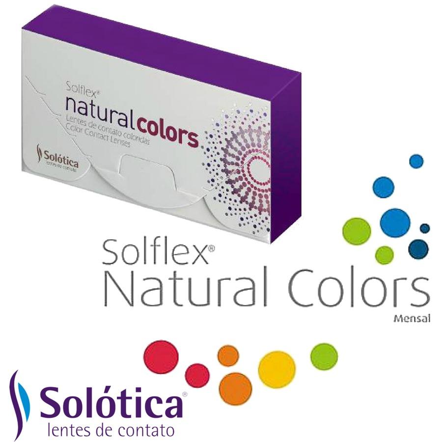 8a0c55dd98b76 Carregando zoom... lentes de contato gelatinosa coloridas solflex promoção