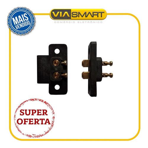 contato deslizante p/ fecho fechadura elétrica porta/portão