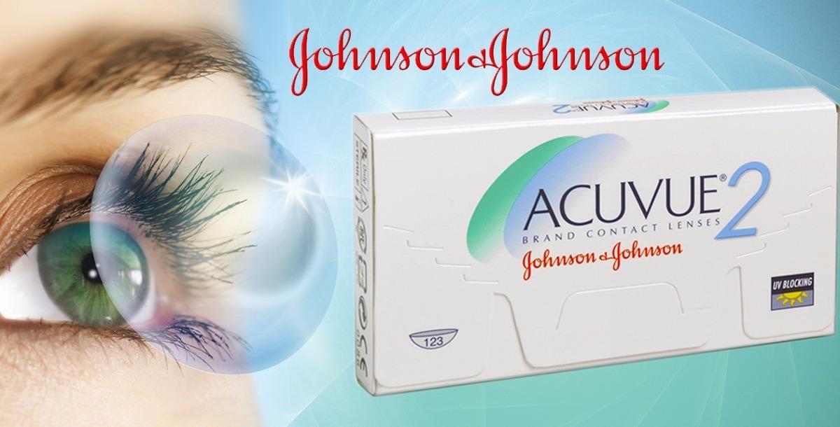 Lentes De Contato Acuvue 2 Johnson C  Grau Promoção! - R  118,99 em ... 8f5e11601f