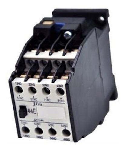 contator auxiliar jng jzc1-44 220v / similar siemens