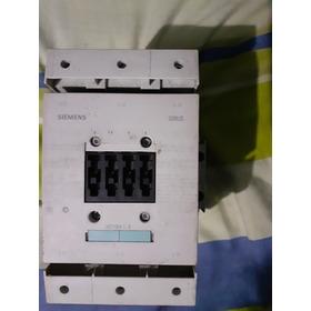 Contator Siemens 220 160 A Nuevo