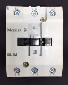 Contator Tripolar Moeller Dil2m 220v 65amp