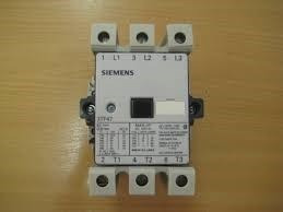 contator tripolar siemens  63 a  3 t f4722-0 a  110ou220 vac