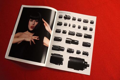 contax catalogo promocional años '80 para coleccionistas