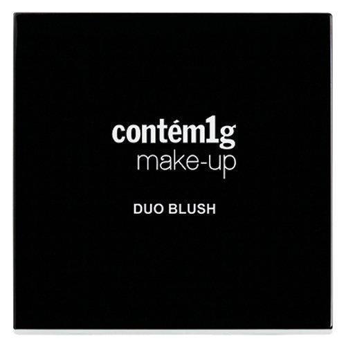 contém1g - duo blush - soft contorn opaco / soft glam  original, nota fiscal, pronta entrega, envio rápido