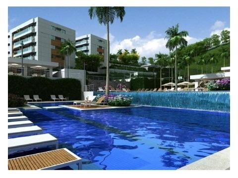 contemporaneo - 2 quartos (suite), um verdadeiro clube condominio - ap01583