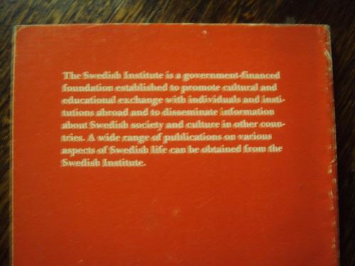 contemporary swedish prose. prosa sueca contemporanea ingles