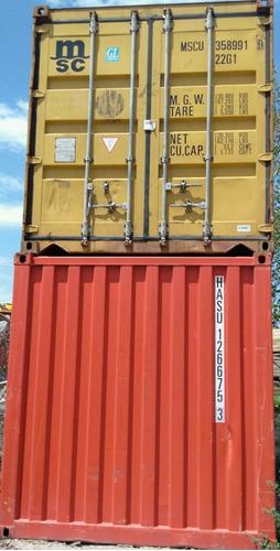 contened containers maritimo  nacionalizados 20 pies misione