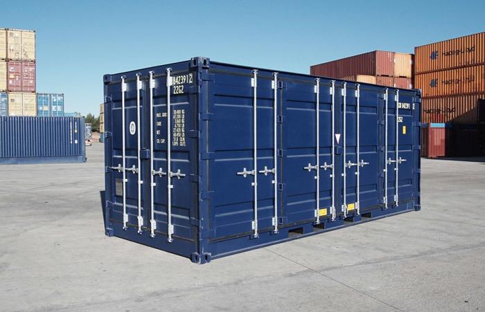 contenedor (36) reffris/refeers container maritimo 30m2 15m2