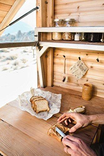 contenedor abeego, the original beeswax food storage wrap -