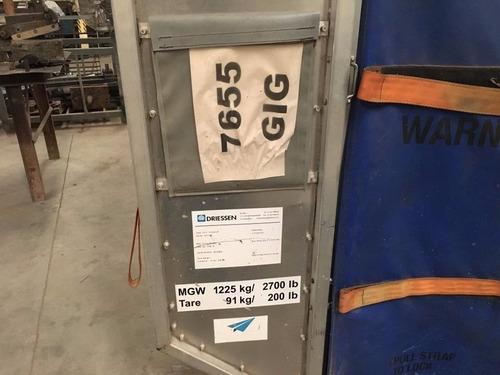 contenedor aéreo ld 2 driessen boeing 767