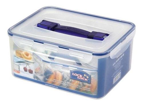 contenedor alimentos lock & lock hermetico original de usa