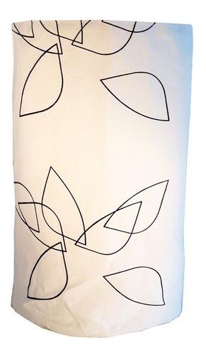 contenedor canasto tela large petalos juguetero liquidación