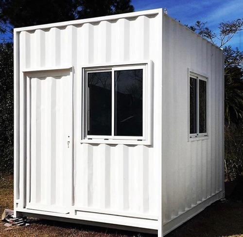 contenedor container casa vestuario depósito garitas oficina