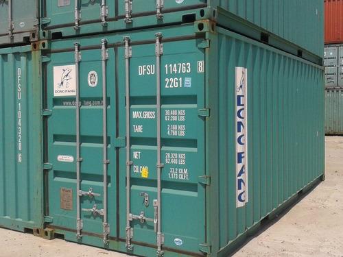 contenedor - container - container maritimo - conteiner