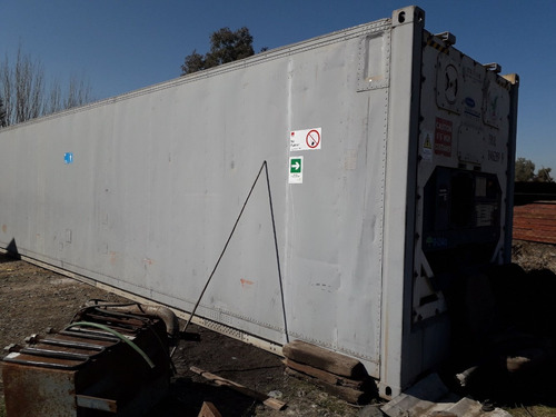 contenedor container reefer 40 pies impecable 100% operativo