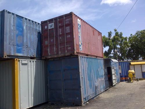 contenedor de 20 pies importado