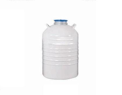 contenedor de nitrógeno líquido de calibre grande 35l