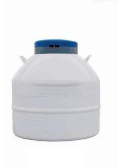 contenedor de nitrógeno líquido de calibre grande 65l