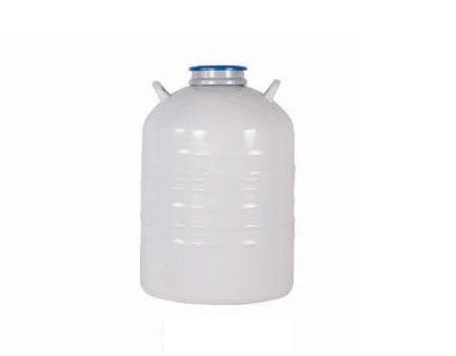 contenedor de nitrógeno líquido de calibre grande 80l