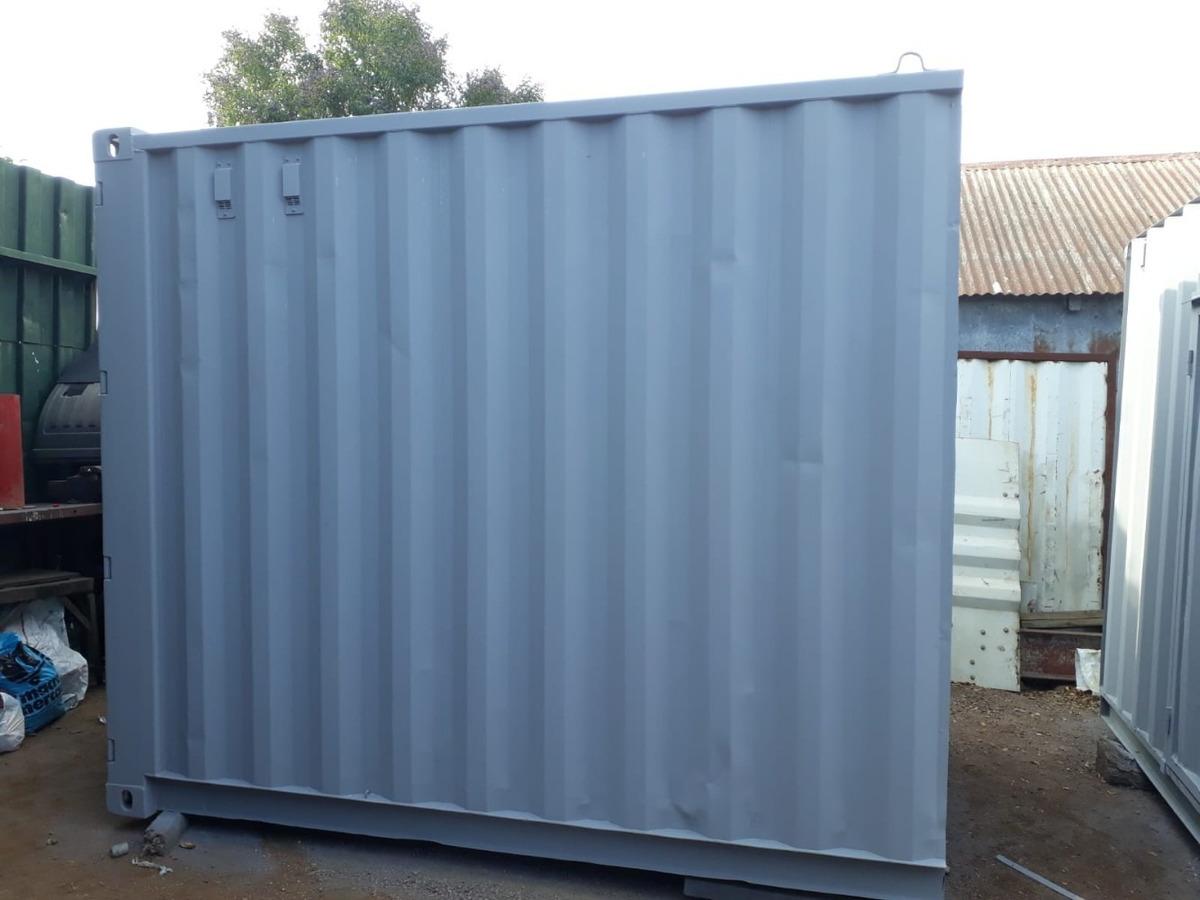 contenedor deposito y galpon prefabricado