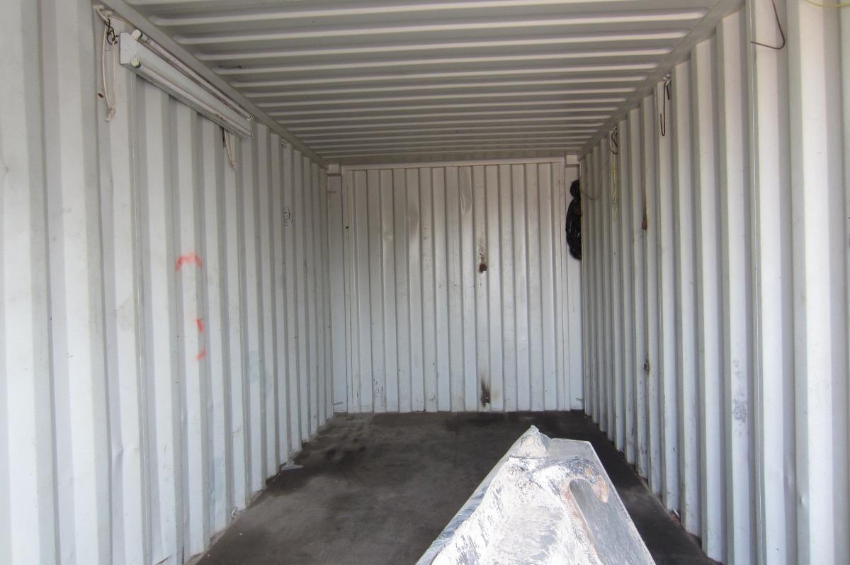 Contenedor maritimo 20 pies contenedor usado barco 20 45 000 en mercado libre - Precio contenedor maritimo ...