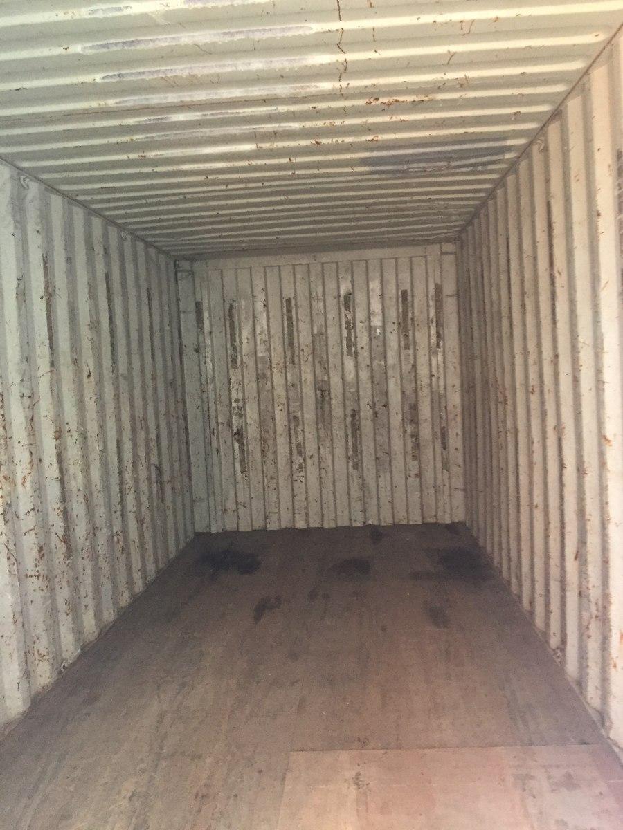 contenedor maritimo 20 pies modulo container nuevo/usados