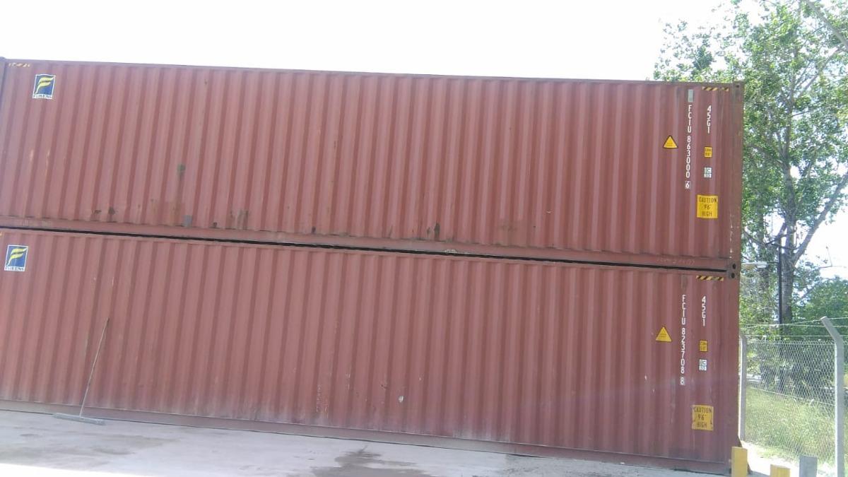 contenedor maritimo 40 hc