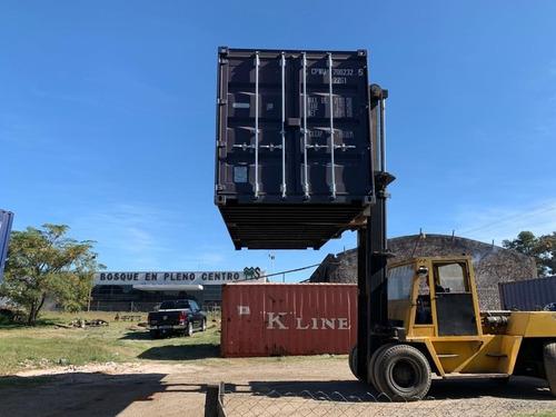 contenedor marítimo containers nacionalizados 20' y 40' pies