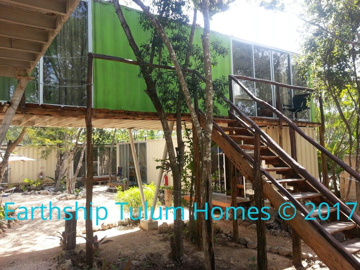 Contenedor Maritimo Para Eco Casa Bodega Tulum Quintana Roo ...
