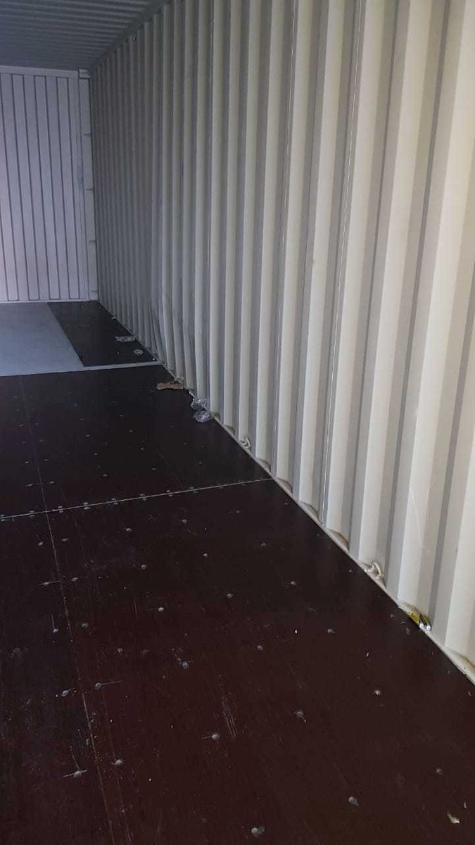 contenedor maritimo perfecto estado 9/10 (25