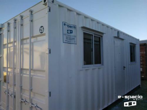 contenedor oficina modulo 20 pies container