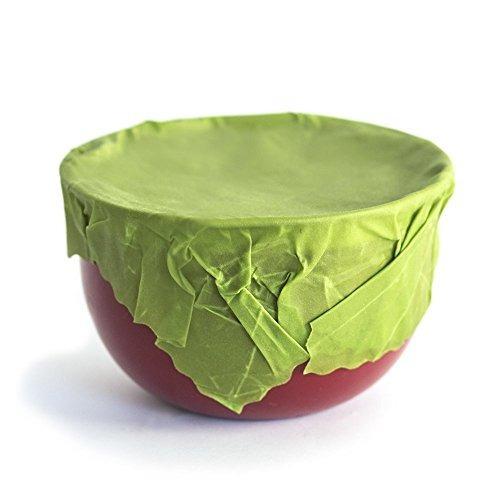 contenedor organic reusable beeswax food wraps by citrusberg