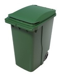 contenedor oso por 120 litros inyectado