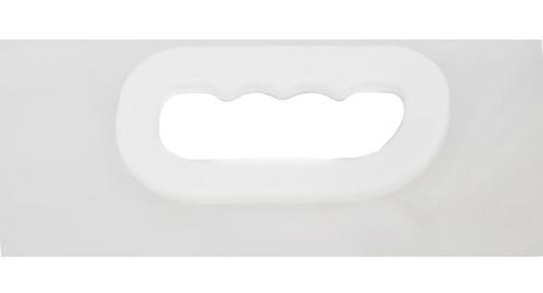 contenedor plegable portatil almacena 5 lts
