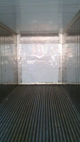 contenedor refrigerados  reefer 40 camara de frio