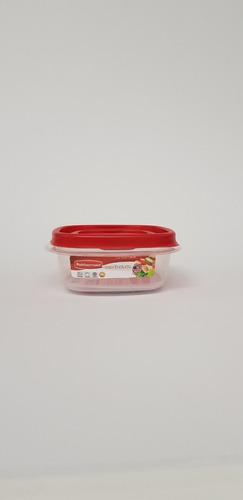 contenedor rubbermaid easy find lids 295 ml. g7j59
