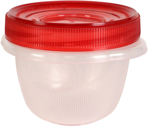 contenedor rubbermaid twist&seal redondo 473ml g7j00