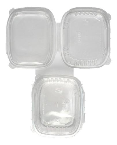 contenedor safepack tapa baja selva 8oz. (200unidades)