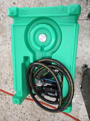 contenedor tanque polietileno para gasolina 220 lt nuevo