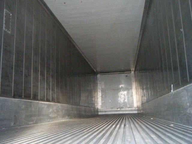 contenedor termico 40 pies
