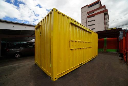 contenedores 20 pies modificados