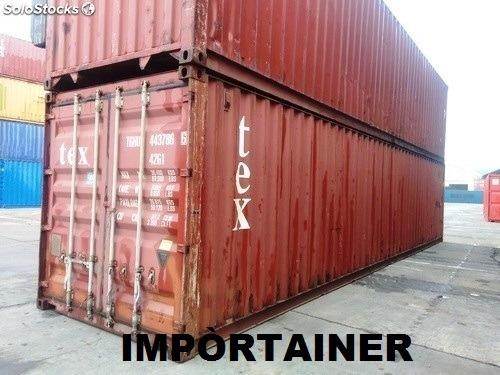 contenedores 20 y 40 pies para todo uso 34