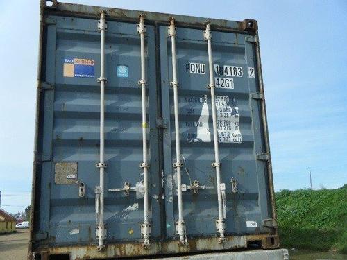 contenedores 40dc en buen estado