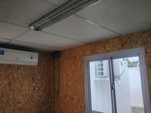 contenedores cabina vigilancia modulo 10  garita contain