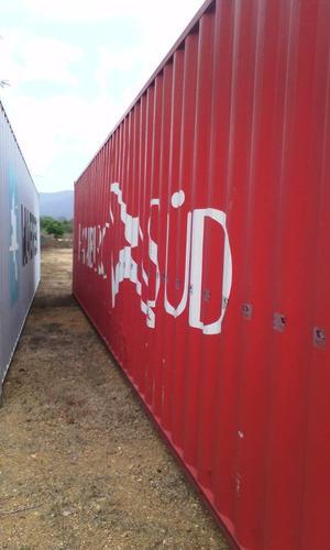 contenedores container maritimos 20 y 40 pies