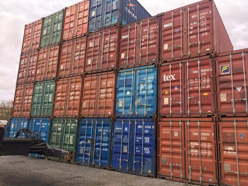 contenedores container marítimos bs as 20 pies nacionalizado