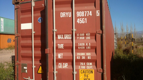 contenedores containers 20 y40 st usados containers neuquen