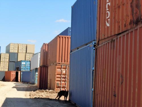 contenedores containers marítimos 40 estándar 1era selección