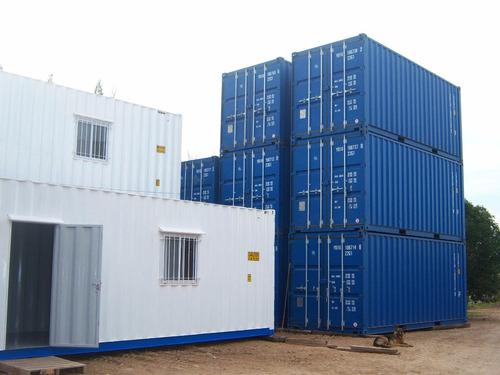 contenedores containers marítimos 40 hc segunda selección